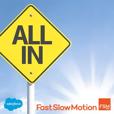 All In | Salesforce Adoption Maturity