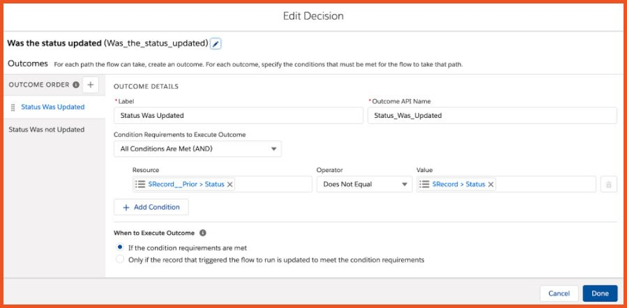Edit Decision