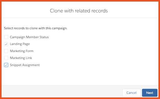 Pardot Enhanced Clone | Salesforce Spring 21 Release