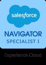 Nav SP I Experience Cloud