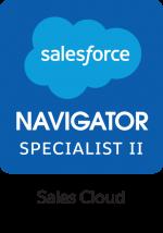 Nav SP II Sales Cloud